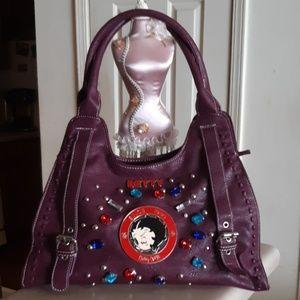 Handbags - Betty Boop handbag.